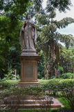 Statue of Queen Victoria in Bengaluru. Stock Photo