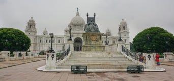 Statue of Queen Victoria Stock Photo