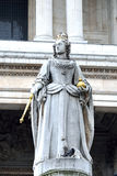 Statue of queen victoria Stock Photography