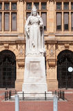 Statue of Queen Victoria in Port Elizabeth Royalty Free Stock Photo
