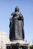 Statue Of Queen Victoria Stock Photos