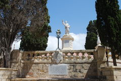 Statue in Rabat Royalty Free Stock Photography