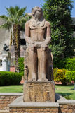 Statue of Ramses II Stock Photo
