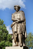 Statue Of Rembrandt Royalty Free Stock Photos