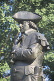 Statue of Robert Morris. Founding Father and signer of Declaration of Independence Stock Images