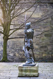 Statue of Robin Hood Royalty Free Stock Photos