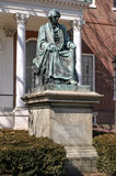 Statue of Roger Brooke Taney Royalty Free Stock Image
