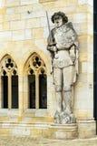 Statue Roland, Halberstadt, Germany Stock Images