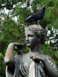 Statue romaine image libre de droits