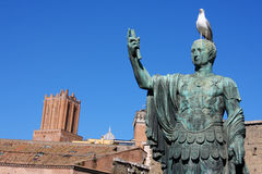 Statue of Rome, Italy Royalty Free Stock Image