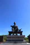 Statue royale du Roi Ramkhamhaeng The Great Images stock