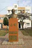 Statue of ruben dario Stock Photos