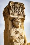 Statue ruin in Ephesus. Turkey Stock Photos