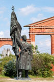 Statue russe photo stock