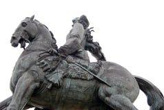 Statue of Russian Empress Elisaveta (Elizabeth). Stock Photography