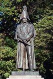 Statue of Russian Field Marshal Michael Barclay de Tolly Stock Image