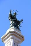 Statue of S. Domenico Stock Photos
