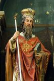 Statue of Saint Cyril Stock Image