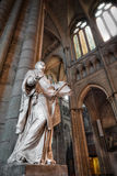 Statue in Saint Denis Basilica. Stock Images