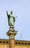 Statue of Saint Dominico, Bologna, Italy Royalty Free Stock Photos