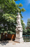 Statue of Saint Jadwiga Stock Photography
