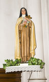 Statue of saint mary Royalty Free Stock Photos
