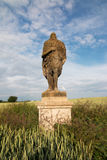 Statue of Saint Onufrius Stock Photos
