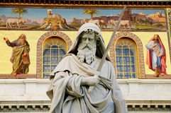 Statue of Saint Paul, Rome Royalty Free Stock Photography