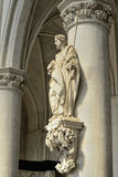 Statue of Saint Philip in St. Rumbold's Cathedral Royalty Free Stock Images
