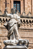 Statue of Saint Rosalia Stock Photography