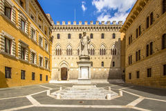 Statue of Sallustio Bandini, Siena, Italy