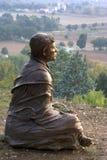 Statue San-Francesco Lizenzfreies Stockfoto