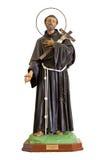 Statue San Francesco, Noto, Sicily, Italy Royalty Free Stock Image
