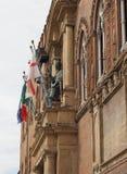 Statue Sans Petronio im Bologna Lizenzfreies Stockbild