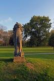 Statue sans tête Photo stock
