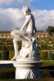 Statue at Sanssouci Palace in Berlin, Germany Royalty Free Stock Photo