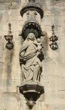 Statue of Santa Maria Stock Photo