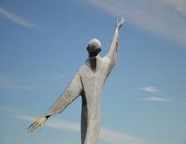 Statue at Santi Cosma e Damiano Basilica Royalty Free Stock Images