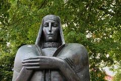 Statue 'Schwestern' Stockfotografie