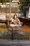 Statue of Shiva Stock Photos