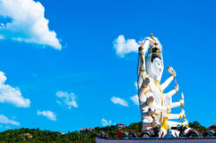 Statue of Shiva on Koh Samui island, Thailand Stock Images