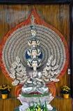 Statue of Shiva at a temple, Marble mountains, Da Nang, Vietnam Royalty Free Stock Image