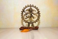 Statue of Shiva Royalty Free Stock Photography