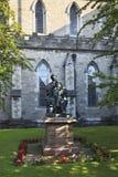 Statue of Sir Benjamin Lee Guinness in Saint Royalty Free Stock Photos