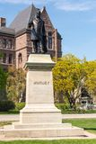 Statue of Sir James Whitney in Queen's Park Royalty Free Stock Photos