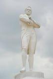 Tomas Stamford Raffles statue Royalty Free Stock Photos