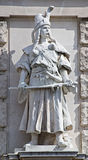 Statue of a Slavic Prince Royalty Free Stock Photography