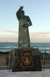 Statue of St. John, San Juan, Puerto Rico Royalty Free Stock Photo