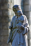 Statue of St. Joseph Royalty Free Stock Images