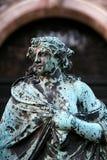 Statue in St Mark Quadrat, Venedig Lizenzfreies Stockbild